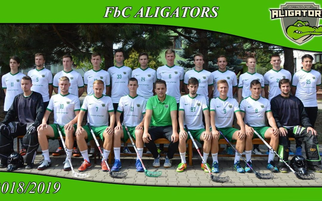 Program FbC Aligators na víkend